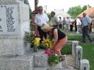 Trianoni emlékmű avatása